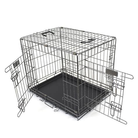 gabbia cani box trasportino per cani da 61 a 120 cm
