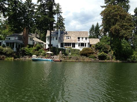 lake oswego waterfront homes for sale waterfront living