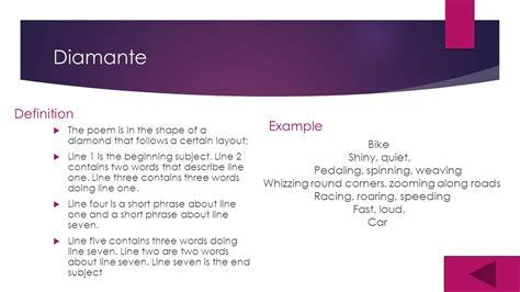 layout definition poetry brianna cruz high school english grades 9 12 ppt download