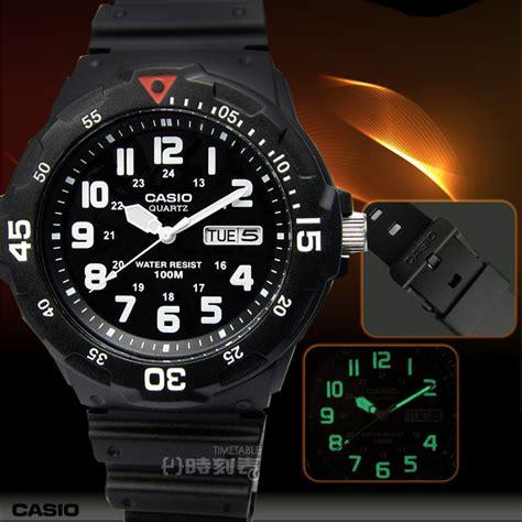 Jam Tangan Casio Mrw 200h 3b Original Bergaransi jual jam tangan casio mrw 200h 1bvdf original