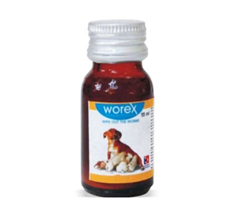 dewormer home remedy scientific remedies worex suspension dewormer for 15 ml dogspot pet
