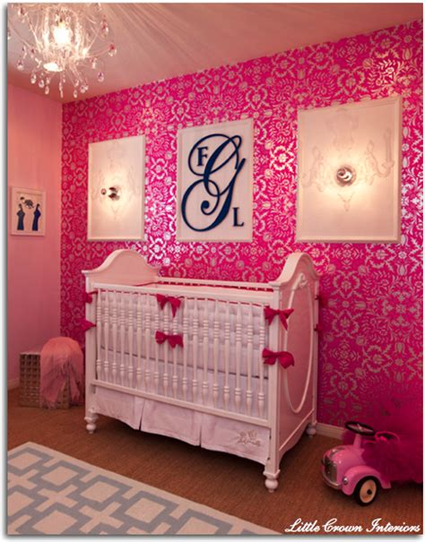 pink nursery cute baby girl nursery ideas decozilla