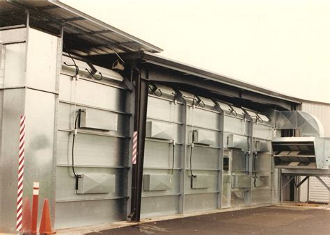 outdoor paint booths spray booths nw