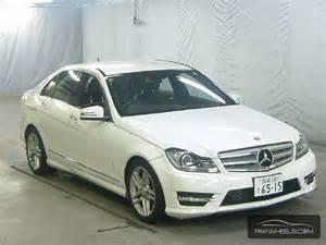 Mercedes 2012 C200 Mercedes C Class C200 2012 For Sale In Lahore Pakwheels
