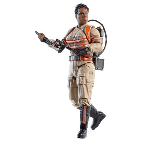 Figure Ghostbuster Authentic ghostbusters 2016 elite patty tolan 6 quot figure