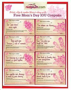 iou coupons free gifts for mother s day ious pittsburgh coupon