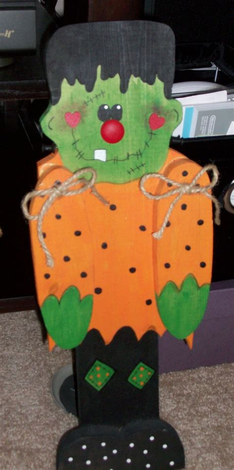 wood patterns  halloween woodworking projects plans