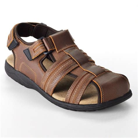 and barrow sandals barrow brown leather sandals mens size 12 65 00 new