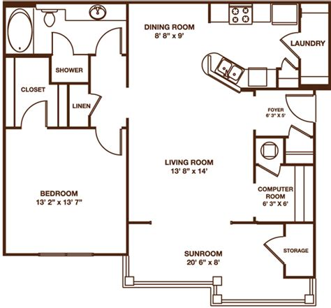 sunroom floor plans free home plans sun room floor plans