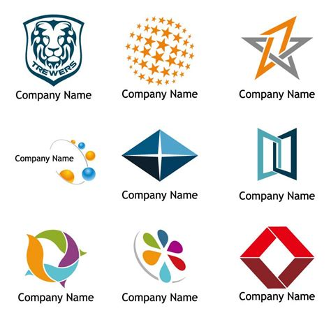 free logo template vector logo templates free vector graphics all free
