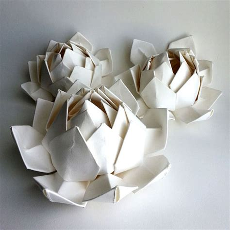 Handmade Cotton Paper - handmade cotton rag paper paper succulent origami