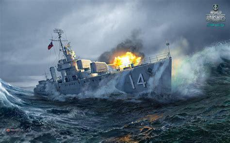 tapetentür february in events wallpaper world of warships