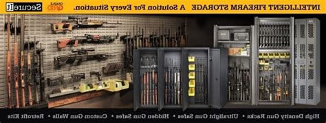 secureit tactical model 52 six gun storage cabinet secureit tactical gun storage cradlegrid intelligent