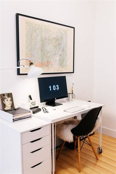 minimalist workspace 37 stylish minimalist home office designs you ll ever see