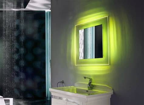 colorful bathroom mirrors colorful bathroom mirrors with cool inspirational in
