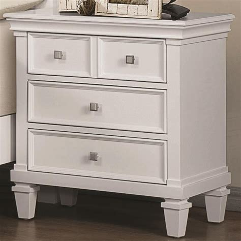 White And Wood Nightstand White Wood Nightstand A Sofa Furniture Outlet Los Angeles Ca