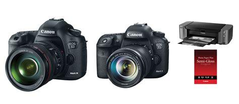Canon Eos 7d 3 canon dslr pro 10 printer sales 5d iii 2 349 7d ii 1 549 6d 1249 70d