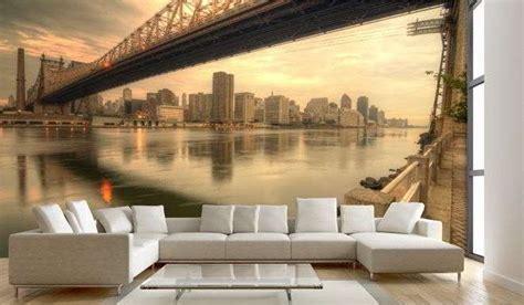wallpaper dinding eksklusif desain ruangan dengan wallpaper foto rumah modern