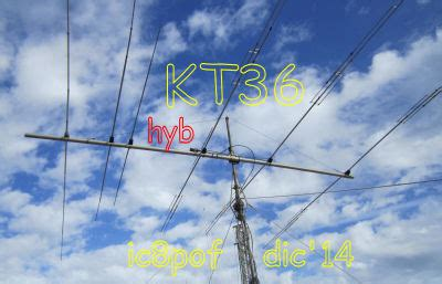 ic8pof s klm kt34 antenna conversion into a hybrid kt36 6
