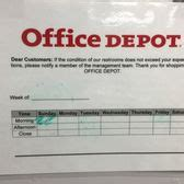 Office Depot Hours Federal Way Office Depot Closed 10 Photos Office Equipment