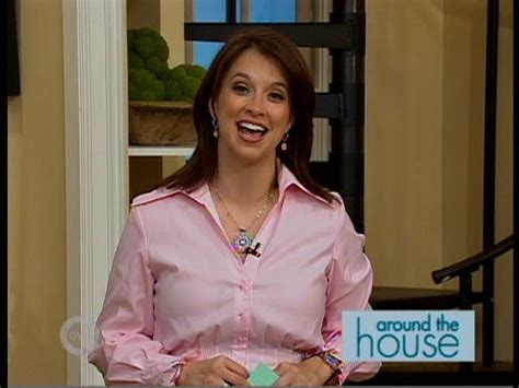 is jacque gonzales of qvc pregnant qvc host jacque gonzales ladies in satin blouses jacque