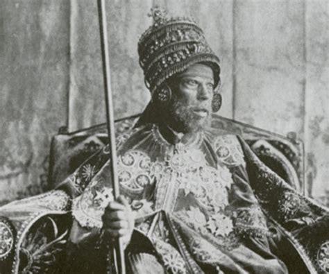 siege emperor s emperor menelik a quot caucasian quot nazret com
