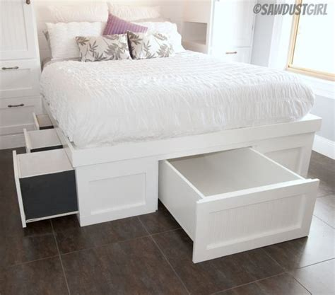 built in wardrobes and platform storage bed the sawdust pinterest the world s catalog of ideas