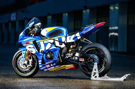 sert suzuki gsx  world endurance race bike