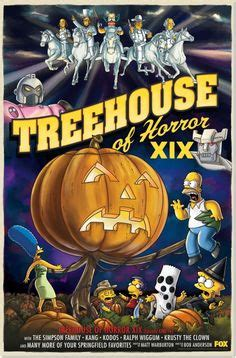 treehouse of horror xvii 1000 images about the simpsons inspiration on