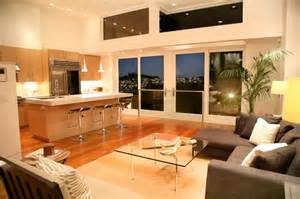 living kitchen ideas living kitchen dining modern living room san