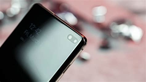 Samsung Galaxy S10 Led Notification by How To Use Samsung S Infinity O Display As A Notification Led Androidpit