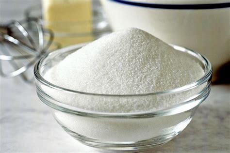 homemade superfine sugar recipe