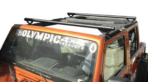 N Easy Rack by Olympic 4x4 Products N Easy Rack For 07 13 Jeep