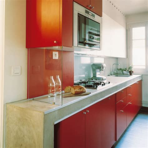 comment am駭ager une cuisine en longueur am 233 nagement d une cuisine les r 232 gles de base 224 respecter