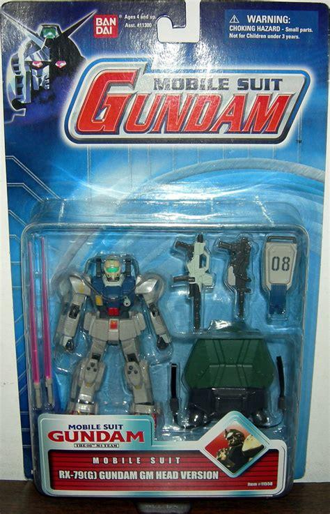 g gundam figures sale rx 79g gundam gm version mobile suit figure