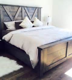 Diy Headboard And Bed Frame 25 Best Bed Frames Ideas On Diy Bed Frame