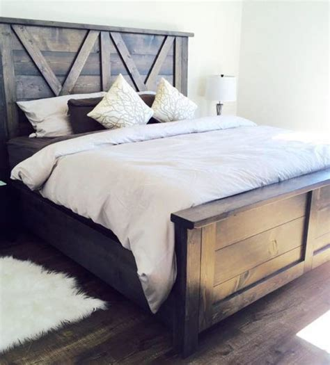 bed style 25 best ideas about farmhouse bed on