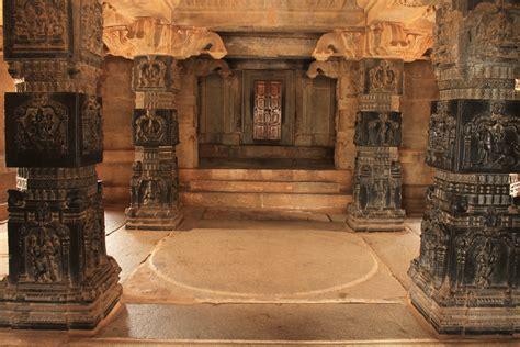 Interior Temple by Hi And Badami Ashwinbahulkar