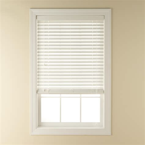 bali window solutions faux wood 2 quot blind