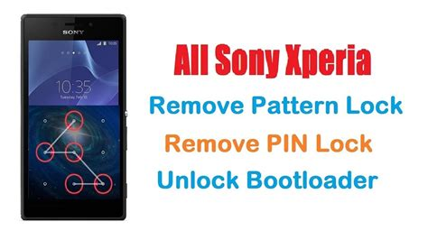 pattern lock xperia z2 sony xperia pattern lock pin lock remove using flashtool