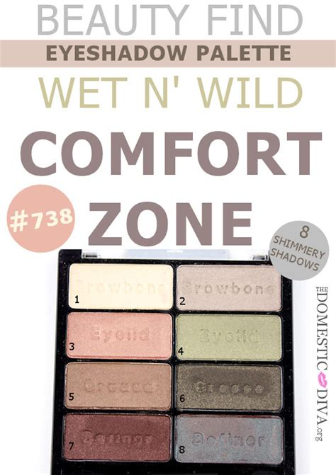 wet n wild comfort zone palette swatches beauty find wet n wild comfort zone eyeshadow palette