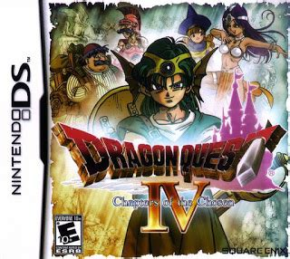 emuparadise drastic dragon quest iv chapters of the chosen nds rom for drastic