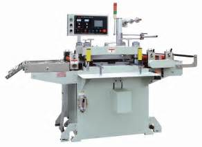 cutting machine gasket die cutting machine flat bed die cutting machine