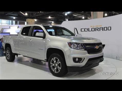 2015 Chevy Colorado Diesel by 2015 Chevy Colorado Meet Duramax Diesel