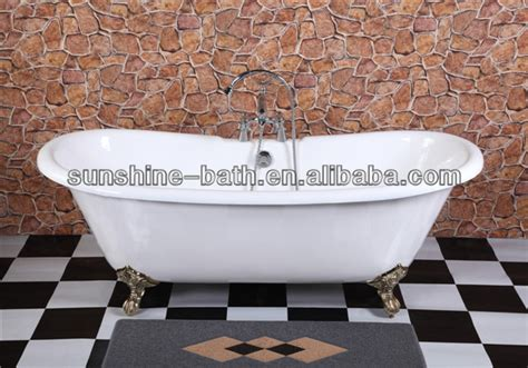 two person freestanding bathtub hot two person freestanding bathtub porcelain cast iron