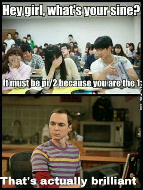 Funny Pick Up Lines Memes - nerd pick up line