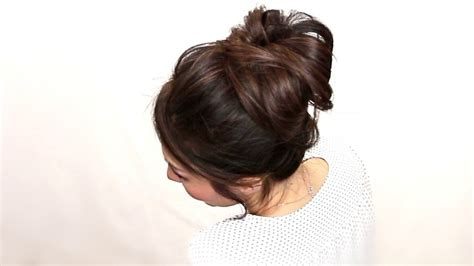 how to put thick braids in a bun messy bun wedding hairstyles