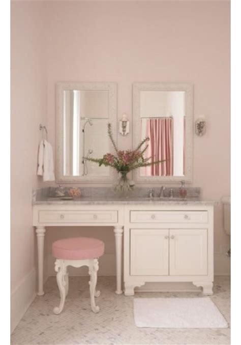 bathrooms with makeup vanity area bathroom vanity with makeup area photo 4 design your home