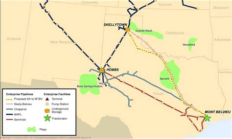 pipeline map texas mlp week thoughts equity flood begins with a single deal hinds howard seeking alpha