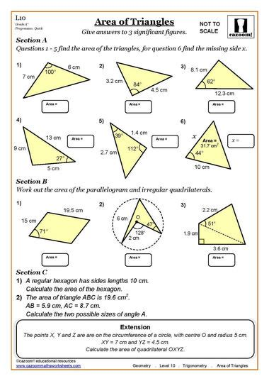 learning   blog cazoom maths worksheets